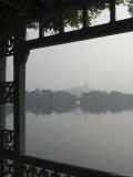West Lake, Hangzhou, Zhejiang Province, China, Asia Photographic Print by Jochen Schlenker
