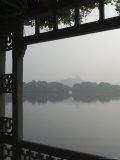 West Lake, Hangzhou, Zhejiang Province, China, Asia Photographic Print by Jochen Schlenker
