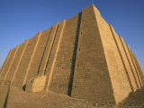 Ziggurat, Ur, Iraq, Middle East Photographic Print by Nico Tondini