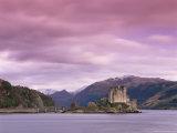 Eilean Donan Castle, Dornie, Lochalsh (Loch Alsh), Highlands, Scotland, United Kingdom, Europe Photographic Print by Patrick Dieudonne