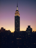 The Empire State Building, New York, New York State, USA Photographic Print by Christina Gascoigne