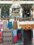 House Front, Leh, Ladakh, Indian Himalayas, India, Asia Photographic Print by Jochen Schlenker