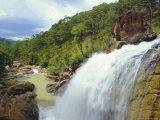 Ankroet Falls, Dalat, Vietnam, Asia Photographic Print by Robert Francis