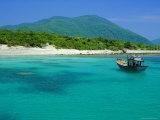 Ebony Island (Hon Mun), Nha Trang, Vietnam, Asia Photographic Print by Robert Francis