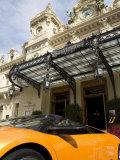 The Casino, Monte Carlo, Monaco, Cote d'Azur, Europe Photographic Print by Angelo Cavalli