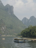 Yangshuo, Li River, Guilin, Guangxi Province, China, Asia Photographic Print by Angelo Cavalli