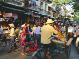 The Old Quarter, Hanoi, Vietnam, Asia Photographic Print by Robert Francis