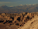 Valley of the Moon, Atacama Desert, Chile, South America Photographic Print by Rob Mcleod