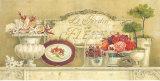 Le Jardin des Fleurs Poster von Kathryn White