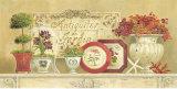 Antiquités du jardin Affiches par Kathryn White