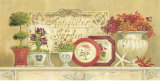 Antiquites du Jardin Poster by Kathryn White