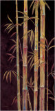Gilded Bamboo I Prints by Arnie Fisk