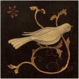 Snowbird Fresco Posters by  Regina-Andrew Design