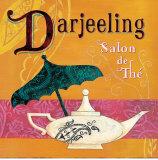 Darjeeling Tea Poster by Angela Staehling