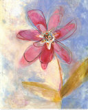 Whimsical Flower II Prints by Robbin Rawlings