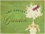 The Topiary Garden Poster by Angela Staehling