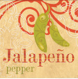 Jalapeno Prints by Bella Dos Santos