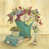 Hydrangea Blossoms Prints by Kathryn White