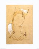 Casiatide Prints by Amedeo Modigliani
