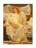 Musk Prints by Albert Joseph Moore