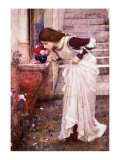 Shrine Gicleetryck av Frederick Leighton