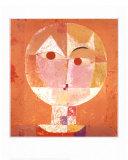Senecio Plakater af Paul Klee