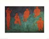 The Music Plakater av Henri Matisse