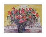 Peruvian Lilies Prints by Gemma Cotsen