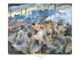 Any Wintry Afternoon in England Prints by  Nevinson