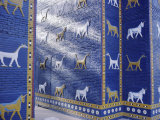 The Reconstructed Ishtar Gate, Babylon, Iraq, Middle East Photographic Print by J P De Manne