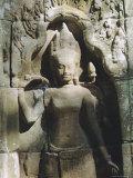 Ta Prohm Temple, Angkor, Siem Reap, Cambodia, Indochina, Asia Photographic Print by Bruno Morandi