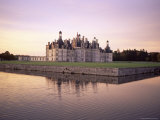 Chateau of Chambord, Loir Et Cher, Region De La Loire, Loire Valley, France Photographic Print by Bruno Morandi