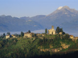 Barga, Tuscany, Italy, Europe Photographic Print by Bruno Morandi