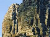 Le Bayon, Angkor, Cambodia Photographic Print by Bruno Morandi