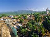 Trinidad, Sancti Spiritus, Cuba Photographic Print by J P De Manne