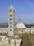 The Duomo, Siena, Tuscany, Italy Photographic Print by Bruno Morandi