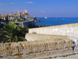 Antibes, Old Town, Alpes Maritime, Cote d'Azur, France Photographic Print by J P De Manne