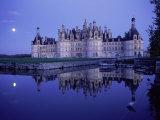 Chateau of Chambord, Loir Et Cher, Region De La Loire, Loire Valley, France Photographic Print by Bruno Morandi
