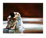 Crying Ballerina Pósters por Gavin Penn