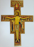 Crucifix of Assisi Prints