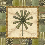 Tropical Leaf II Prints by Charlene Audrey