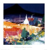 Ben Buie, Isle of Mull Poster von John Lowrie Morrison