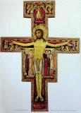 Crucifix of Assisi Prints