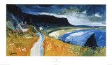 Gribun Cliffs, Mull Posters by John Lowrie Morrison
