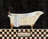 French Bathtub II Art