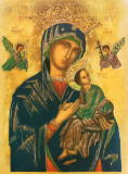 Our Mother of Perpetual Help Plakater