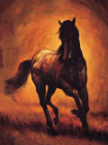 Stallion I Poster von Ricardo Vargas
