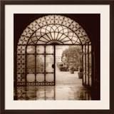 Courtyard in Venezia Prints by Alan Blaustein