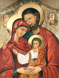Holy Family Prints