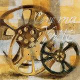 Film Festival I Poster by Loretta Linza